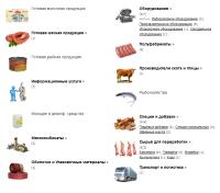 Каталог фирм мясо и специи